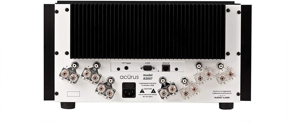 Acurus, A-2007 , 7.0 kanaler