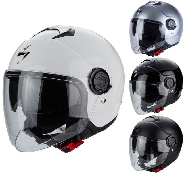 Scorpion Helm Motorrad Exo-City mattschwarz Gr/ö/ße S