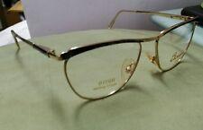 New Gio-Riva Eyeglasses Oceanic 52[]16 135 Vintage Italy