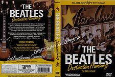 The Beatles Destination Hamburg. The early Years