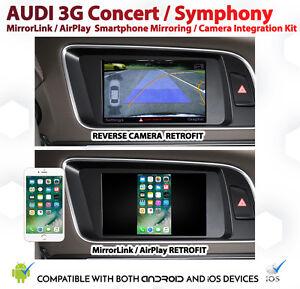 Audi-Q5-Basic-Smartphone-Mirroring-AirPlay-MirrorLink-Reverse-Camera-Kit