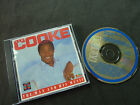 SAM COOKE THE MAN AND HIS MUSIC ULTRA RARE JAPANESE PRESSED CD!