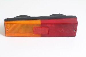 CompéTent Seat Lumière De Frein De Lumière De Queue Feu Arrière Avec Clignotant Gemo