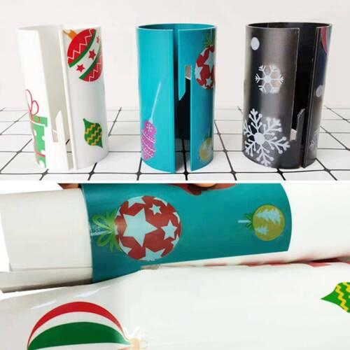 Geschenkpapier Cutter Schiebe Papierschneider Eingebettete Klinge Nett@