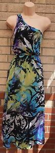 SELECT-GREEN-BLUE-PURPLE-ABSTRACT-FLORAL-ONE-SHOULDER-FLIPPY-MAXI-DRESS-12-M