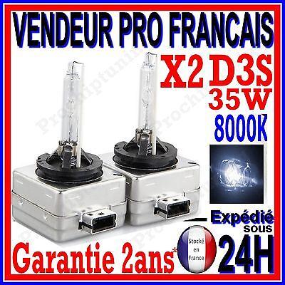 2 Ampoules D3s Bi Xenon 35w Kit Hid Lampe De Rechange D Origine Feu Phare 8000k Merci Di Alta Qualità