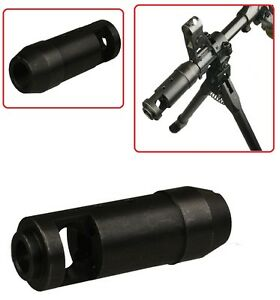 Details about Field Sport 7 62X39 Muzzle Brake 14x1LH Threaded Redirect  Gasses Reduce Recoil