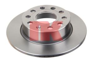 Disque de frein NK 204789 2 pièces