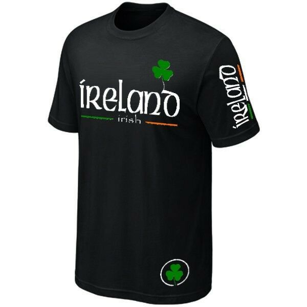 T-SHIRT IRELAND - irish eire irland - Jersey Siebdruck ★★★★★