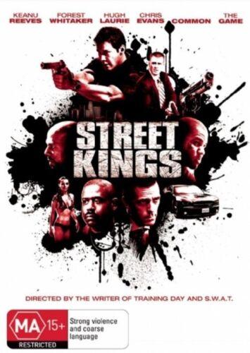1 of 1 - Street Kings (DVD, 2008) Region 4