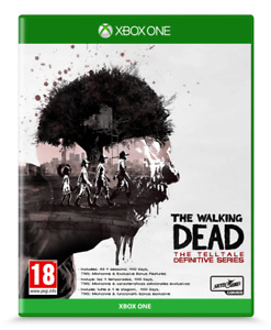 The Walking Dead The Telltale Definitive Series Xbox One neuf sous blister