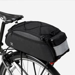 Silla-De-Ciclo-Bicicleta-Portaequipajes-Trasero-Bolsa-De-Montana-Bicicleta-de-carretera-de-montana