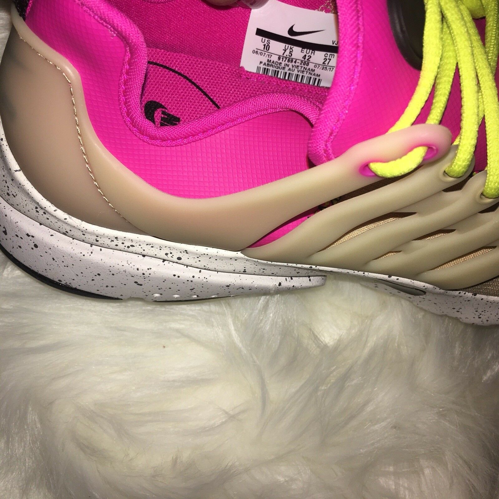 Tan And And And Pink Presto Ultra 3ae896