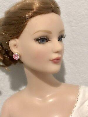 New Rhinestone Earring for Tonner Tyler Sydney Barbie Dolls