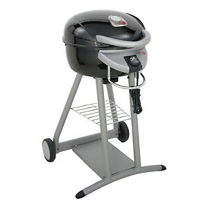 char broil patio bistro 240 tru infrared electric compact