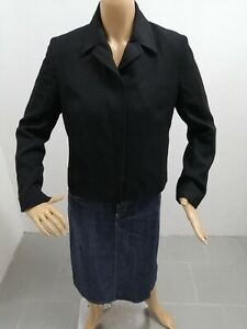 Giacca-COSTUME-NATIONAL-Donna-Taglia-Size-44-Jacket-Woman-Veste-Femme-Lana-7430