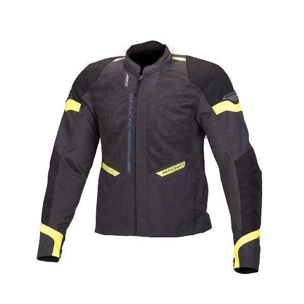 MACNA Event Mesh Motorcycle Jacket BK/GY/FL 2X-Large