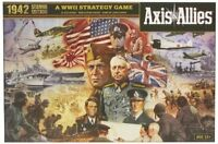 Wizards Of The Coast Axis & Allies, 1942 World War Ii Second Edition Board Game