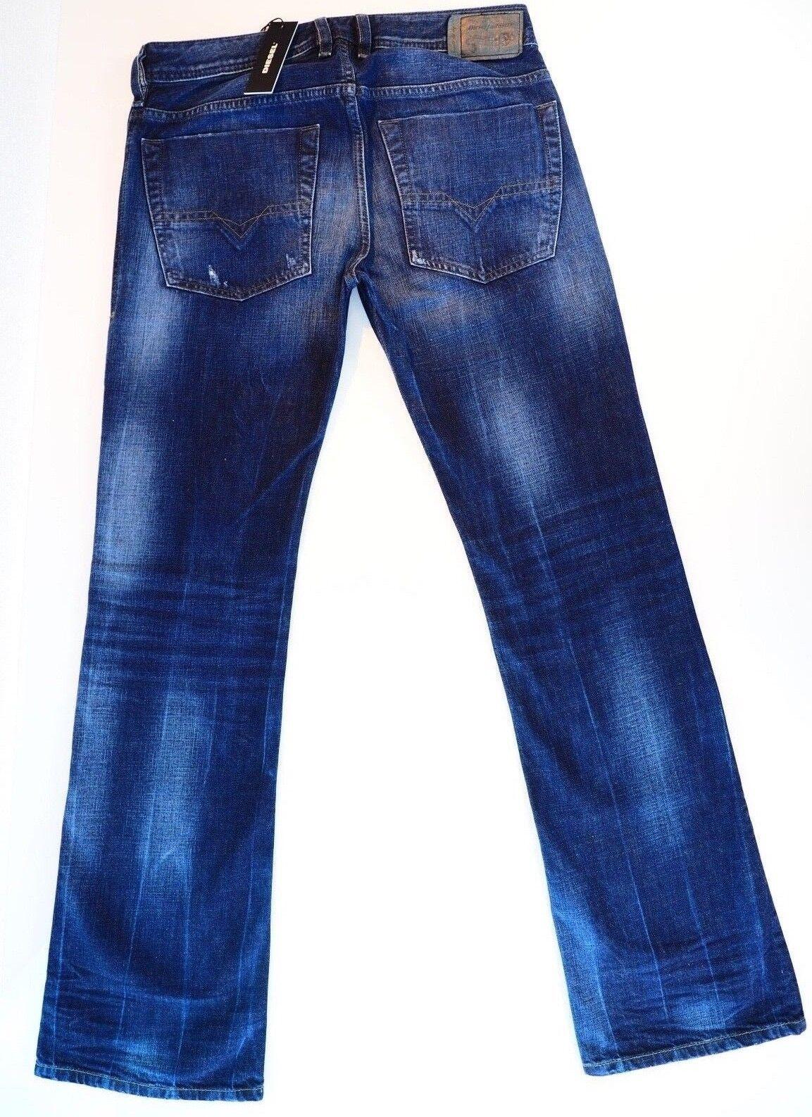 Diesel Zatiny Jeans W29 L32 New with tags Wash R831Q REGULAR BOOTCUT 29W 32L