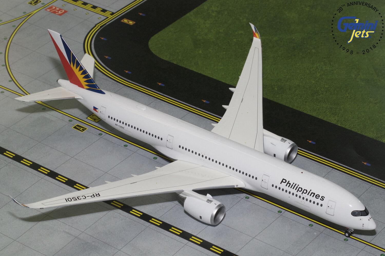 Philippine Airbus A350-900 RP-C3501 Gemini jets G2PAL789 échelle 1 200