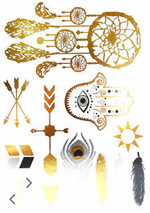 Oh-My-Shop-TAB38-Planche-Tattoo-Tatouage-Ephemere-Body-Art-Symboles-Ethni