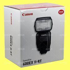 Genuine Canon Speedlite 600EX II-RT Camera Flash 600EXII-RT