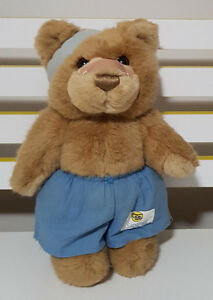 RACQ-CAREFLIGHT-TEDDY-BEAR-WITH-BANDAGES-PLUSH-TOY-SOFT-TOY-31CM-TALL