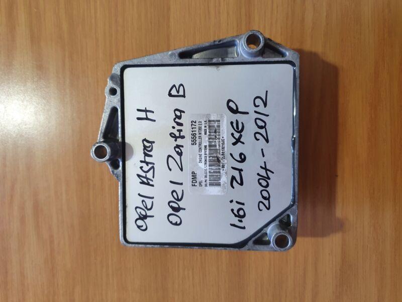 Opel Astra H 1.6i Z16XEP 2004-2012 Delphi ECU part# 55561172