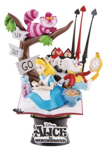 Alice in Wonderland Ds-010 D-Stage Series Statue Beast Kingdom