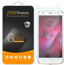 2X Supershieldz Motorola Moto Z2 Force Tempered Glass Screen Protector Saver