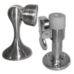 Extremely Türstopper Türfeststeller mit Magnet oder Haken Edelstahl | eBay BV26