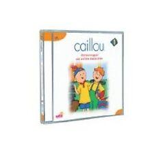 CAILLOU 1 CD KINDERHÖRBUCH NEU