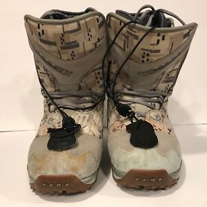204d0d2042f6 Image is loading Vans-Performance-Daniel-Franck-Snowboard-Boots-Camouflage -Men-
