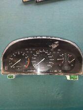 91 1991 Honda Accord Speedometer Instrument Cluster Oem Speedo Gauge Auto Trans