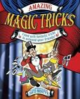Amazing Magic Tricks by Thomas Canavan (Paperback, 2014)