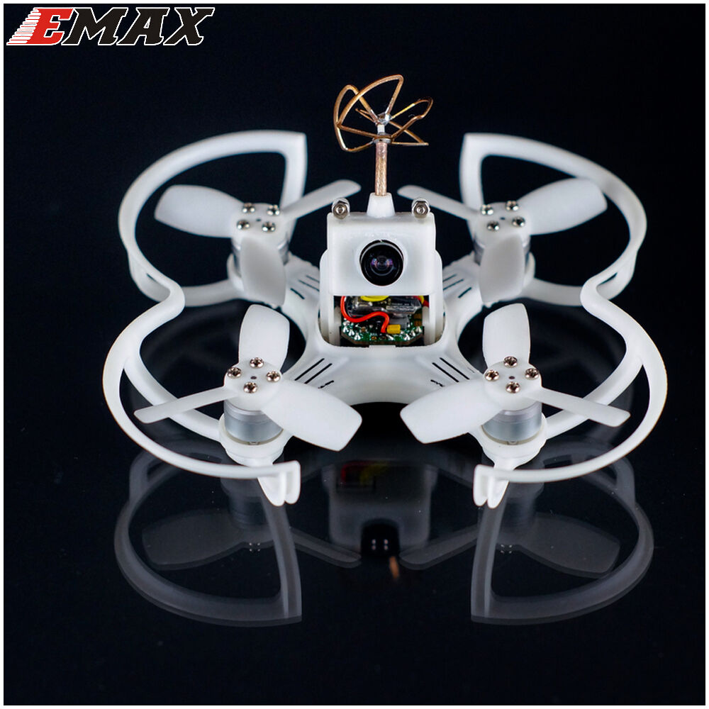 Original EMAX Babyhawk 85mm Micro Brushless FPV Racing Drone - PNP VERSION bianca