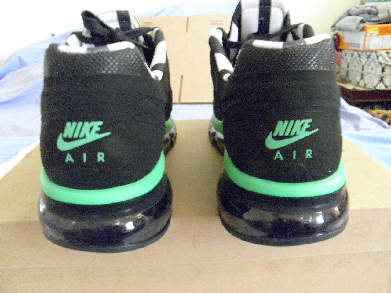 Nike Air Max 2013 Paris France sz 11 Worn PADS ONCE Pass as DS PADS Worn VNDS 2016 London 4b7229