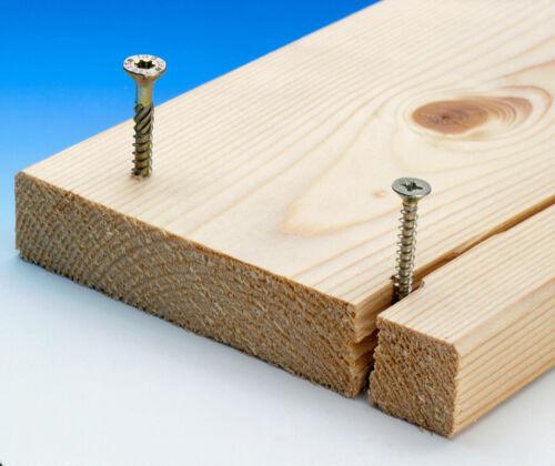 Pannelli di legno viti VITI made in GERMANY premium 3-6 mm Torx temprato