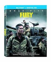 Fury [blu-ray] Free Shipping