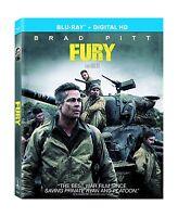 Fury [blu-ray] Free Shipping
