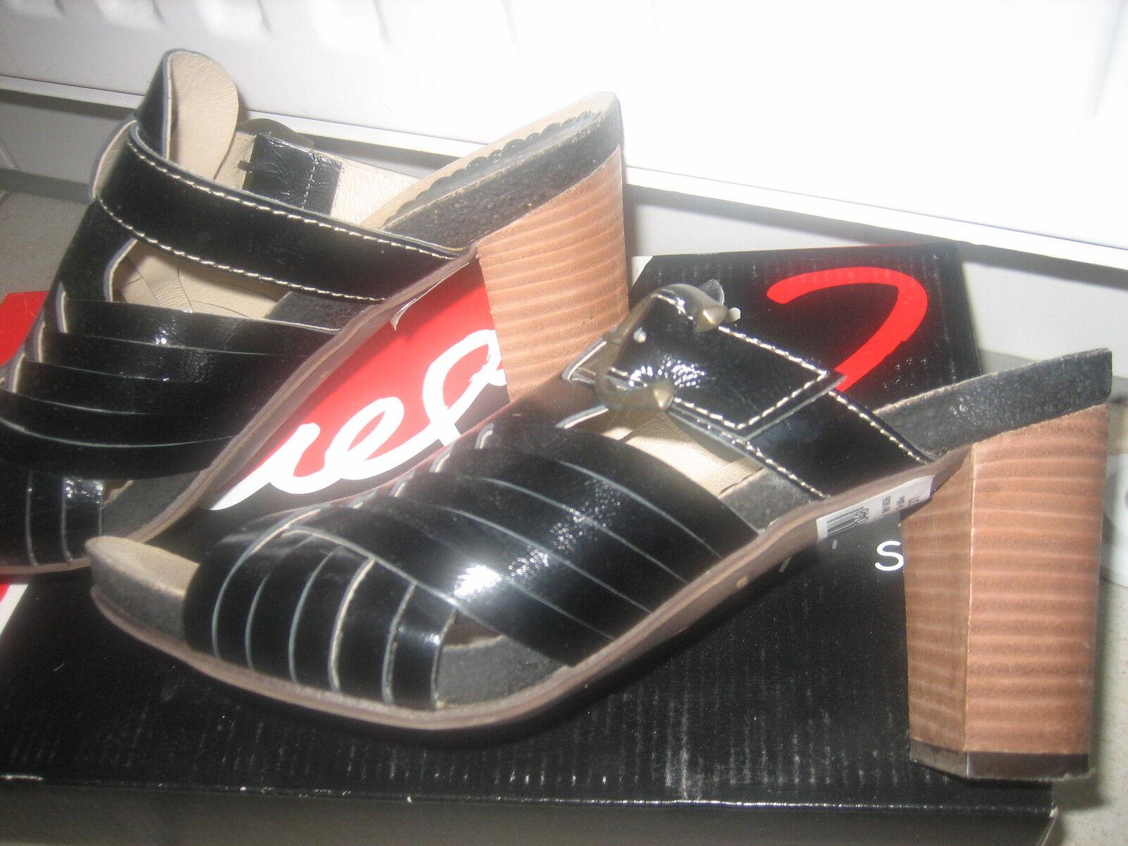 Hohe Ancle Stiefel - Leder UK Sandalette QUEST Heels - UK Leder 4,5 37 schwarz TOP + Tasche 3a05e7