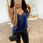Women-039-s-Ladies-Sequined-Bling-Shiny-Tank-Tops-Sleeveless-T-Shirts-Blouse-Vest thumbnail 11