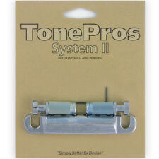 TonePros METRIC Aluminum Tailpiece T1ZA-C CHROME