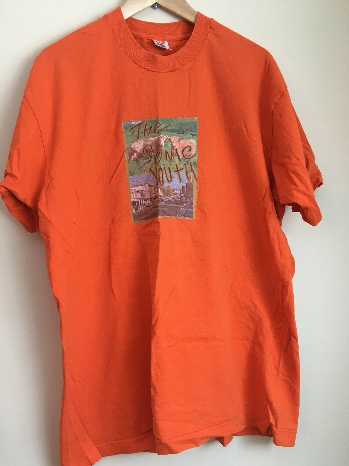 Vintage Sonic Youth Sister T-shirt. Size XL