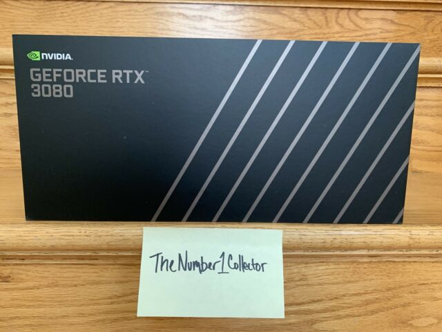 *NEW & IN-HAND* Nvidia GeForce RTX 3080 FE Founders Edition - Ships Today!