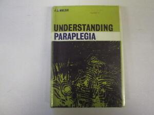 Good  Understanding paraplegia  Walsh J J 19640101 Covered in clear plasti - Ammanford, United Kingdom - Good  Understanding paraplegia  Walsh J J 19640101 Covered in clear plasti - Ammanford, United Kingdom