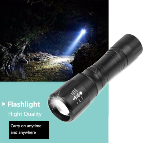 Powerful Headtorch LED headlamp flashlight Tactical  Headlight USB 18650 hunt Y