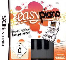 NINTENDO DS - EASY PIANO INKL. KLAVIATUR - Lernen, spielen, komponieren! NEU