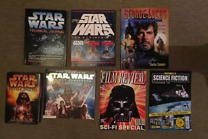 Star-Wars-George-Lucas-The-Creative-Impulse-Technical-Journal-Scripts-And-Others