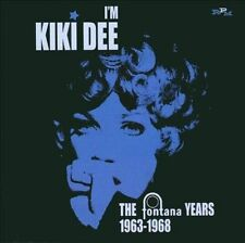 I'm Kiki Dee: The Fontana Years 1963-1968 * by Kiki Dee (CD, Jan-2011, RPM...